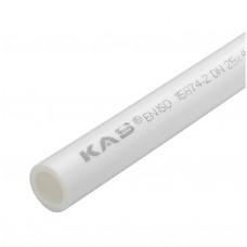 Sadə plastik boru PPR, 20 mm, KAS- Türkiyə